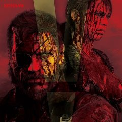 Metal Gear Solid V - The Lost Tapes [Regular Edition] [cover]