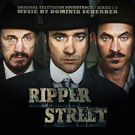 Ripper Street (Series 1-3) 1