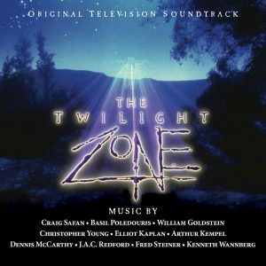 The Twilight Zone (3xCD Soundtrack Set) [cover]