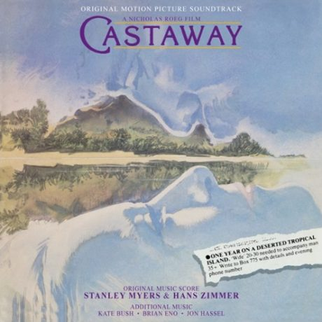 "The cover art for ""Castaway""."