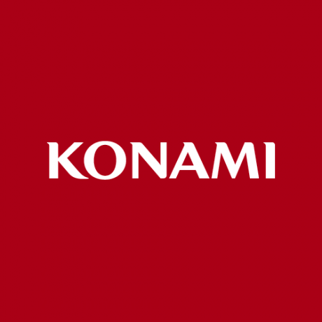 The famous KONAMI logo.