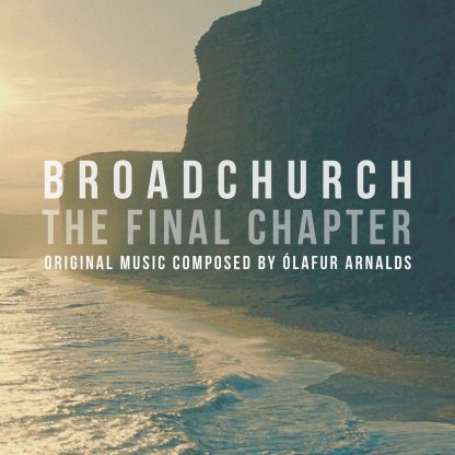 Broadchurch - The Final Chapter (Soundtrack CD Album) [cover art]