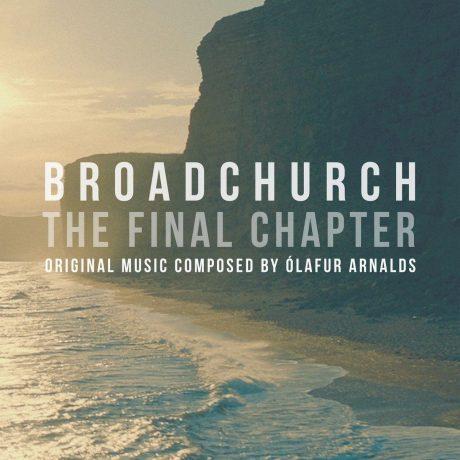 The soundtrack album cover.