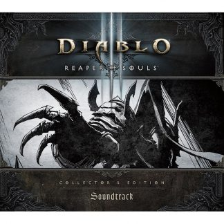 Diablo III: Reaper of Souls Soundtrack CD