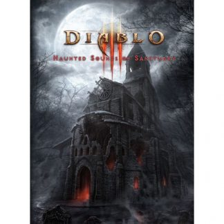 Diablo III - Haunted Sounds of Sanctuary (Soundtrack CD) [cover art]