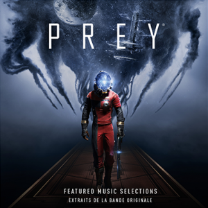 PREY Featured Music Selections Soundtrack CD