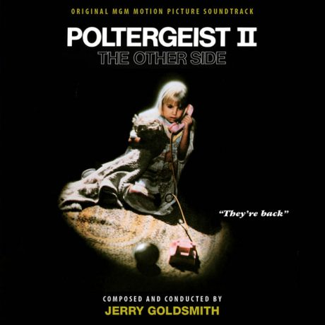 Poltergeist II – The Other Side [3xCD edition]