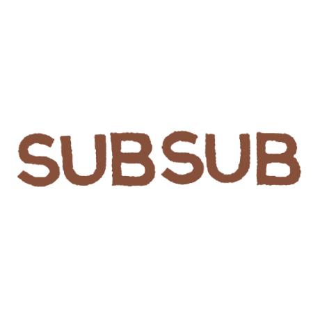 """The """"Sub Sub"""" logo."""