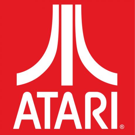 The classic Atari logo!