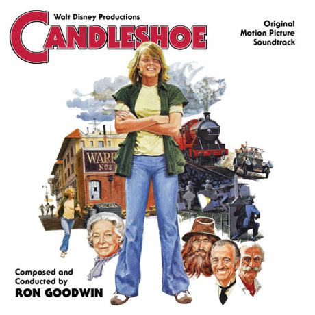 Candleshoe (Original Soundtrack CD) Ron Goodwin