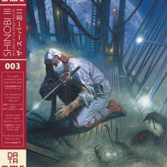Shinobi III: Return of the Ninja Master [Vinyl] [cover artwork]