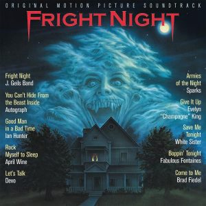 Fright Night (Soundtrack CD) [Songs] [cover]