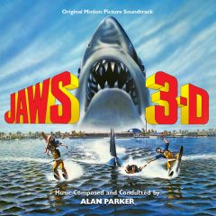 JAWS 3-D [2CD] ISC 322 Soundtrack [cover art]