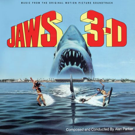 JAWS 3-D [2CD] ISC 322 Soundtrack [alt]