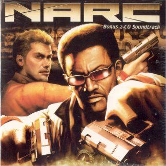 NARC - Bonus 2-CD Soundtrack [cover]