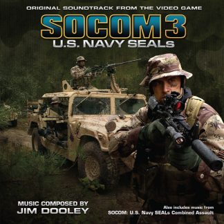 SOCOM Soundtrack (Cover 1)