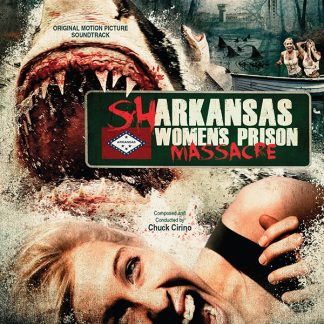 Sharkansas Women's Prison Massacre (Soundtrack CD)