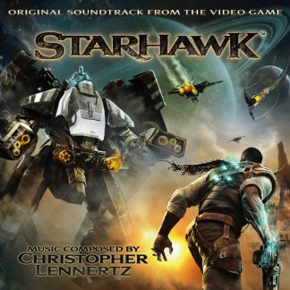 Starhawk (Video Game Soundtrack CD) [cover]