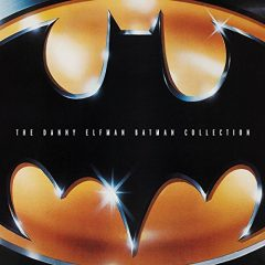 The Danny Elfman Batman Collection (Soundtracks) [cover]