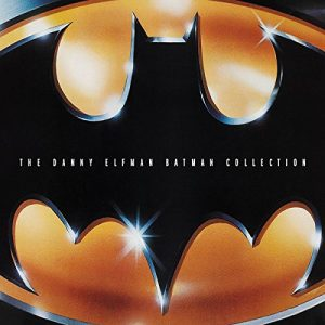 The Danny Elfman Batman Collection (Soundtracks) [cover]