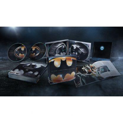 The Danny Elfman Batman Collection (Soundtracks) [presentation]
