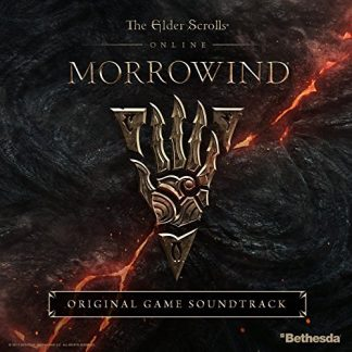 The Elder Scrolls Online - Morrowind (Original Game Soundtrack) [cover art]