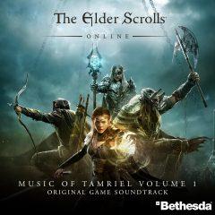 The Elder Scrolls Online - The Music of Tamriel, Volume One (Soundtrack) [cover art]