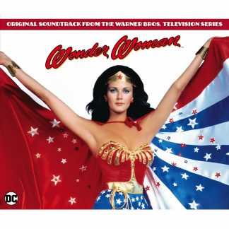 Wonder Woman (Television Series Soundtrack) [3CD]