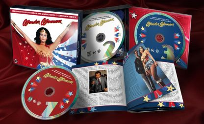 Wonder Woman (Television Series Soundtrack) [presentation shot]