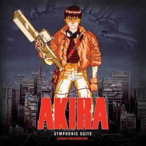 AKIRA Symphonic Suite (Soundtrack) [VINYL] (cover art)