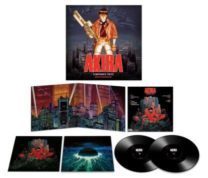 AKIRA Symphonic Suite (Soundtrack) [VINYL] [cover art]