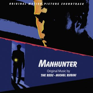 Manhunter (Soundtrack CD) [cover]