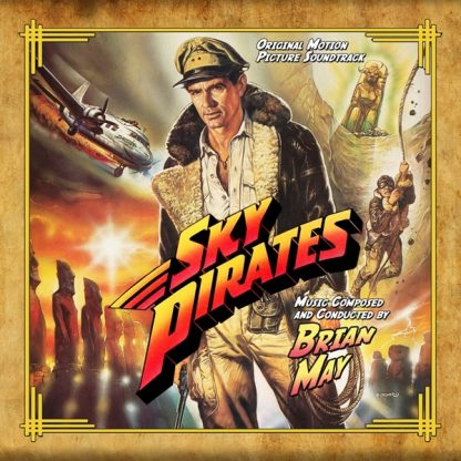 Sky Pirates (Soundtrack CD) by Brian May [cover artwork]