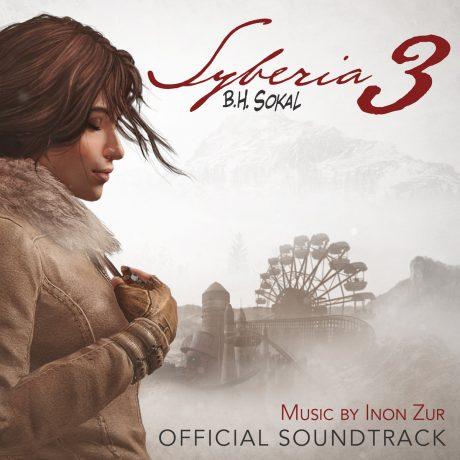The digital soundtrack album cover.