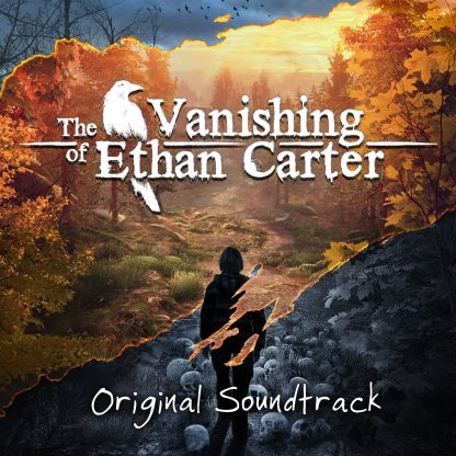 The Vanishing of Ethan Carter (cover art)