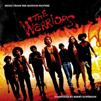 The Warriors [Expanded Official Soundtrack CD] [cover]