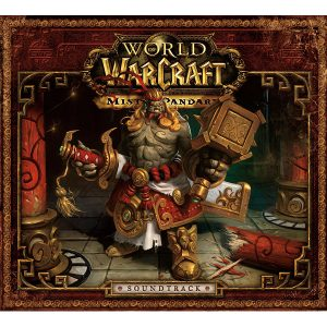World of Warcraft - Mists of Pandaria (Soundtrack CD) [cover]