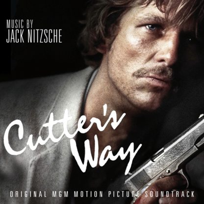 Cutter's Way (Soundtrack CD) [cover art]