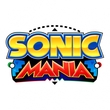 Sonic Mania (logo)