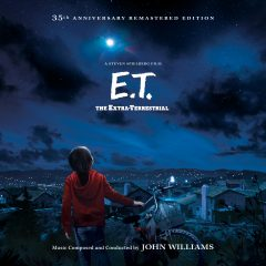 E.T. Soundtrack (John Williams) 35th Anniversary Edition [2CD] [cover art]