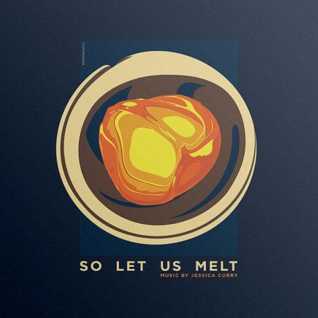 The digital album cover.