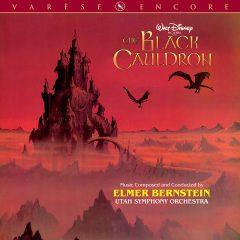 The Black Cauldron (Soundtrack) [CD] (cover art)