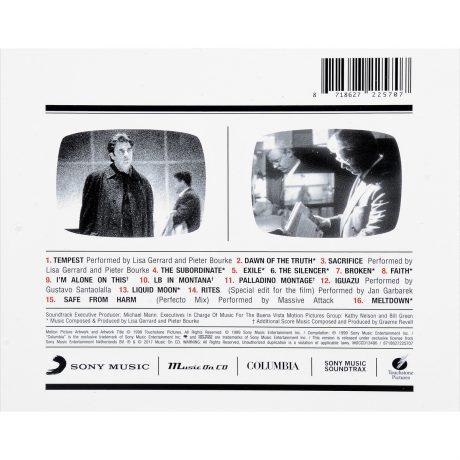 The Insider Soundtrack (CD)