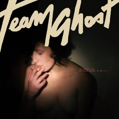 You Never Did Anything Wrong To Me (Team Ghost) [VINYL EP]