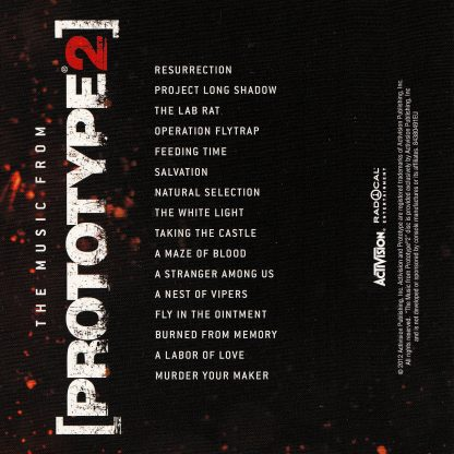 Prototype 2 (back cover)