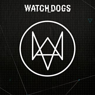 The Art of Watch_Dogs (front cover)