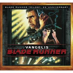 Blade Runner Trilogy 25th Anniversary (Soundtrack) [boxed set] [cover]