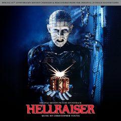 Hellraiser - 30th Anniversary Edition (Original Motion Picture Score) [cover]