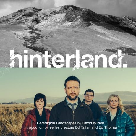 The book's cover (Hinterland)