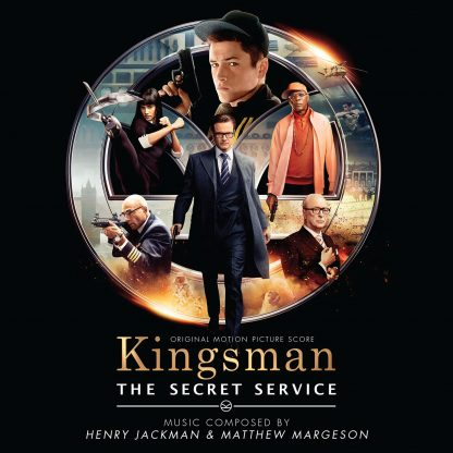 Kingsman - The Secret Service (Soundtrack CD) [Score]